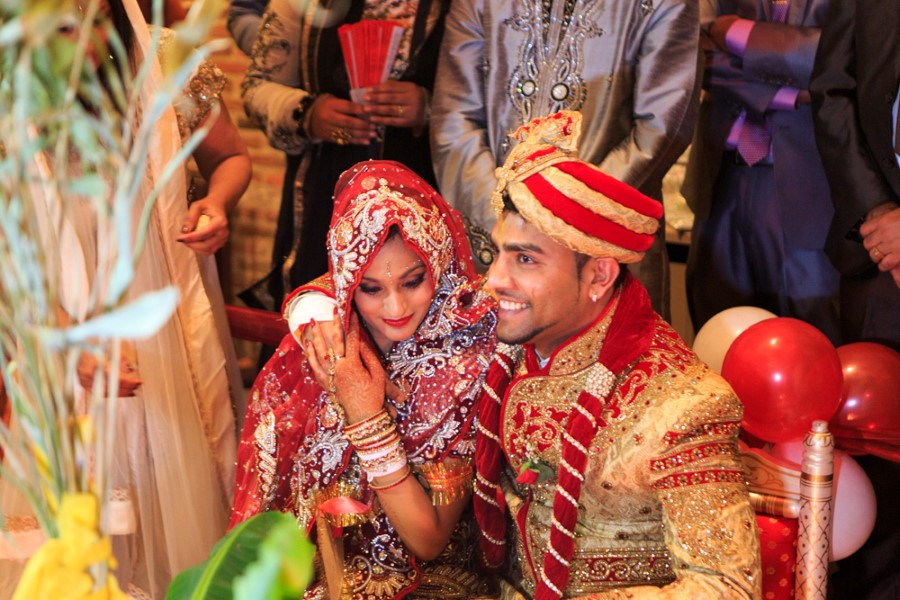 Surinaamse trouwdag