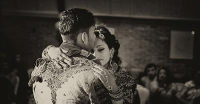 Surinaamse bruiloft