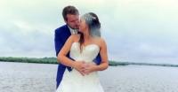 Bruiloft de grote wielen